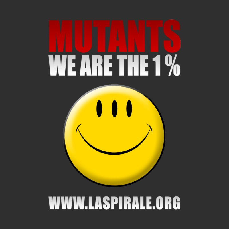 """Mutants - We Are The 1%"" by LaSpirale.org by La Spirale"