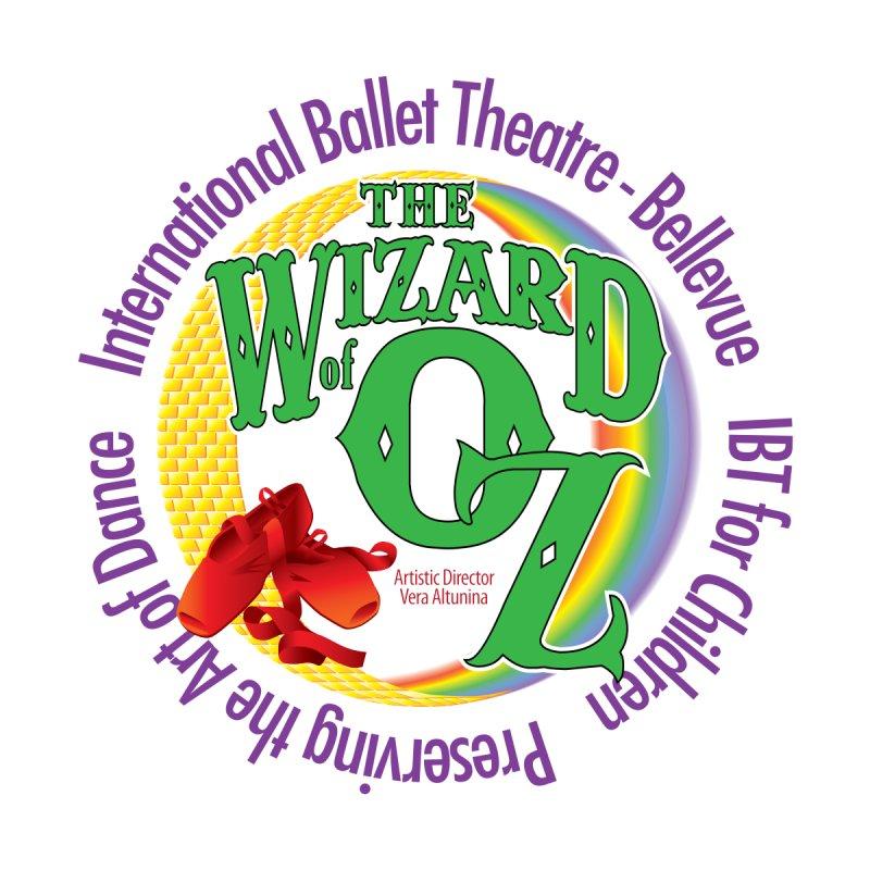 Wizard of Oz-IBA Kids T-Shirt by Last Door on the Left