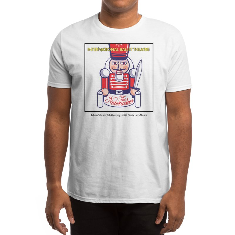 IBT-The-Nutcracker-Boxed Men's T-Shirt by Last Door on the Left