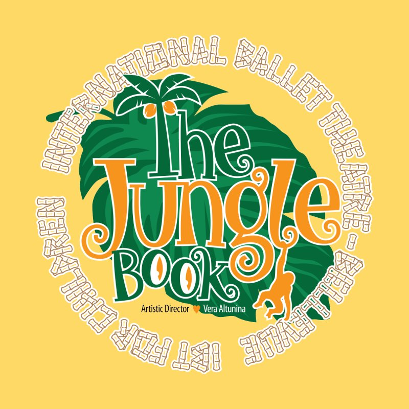 The Jungle Book-IBA Women's T-Shirt by Last Door on the Left