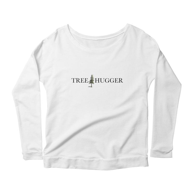 TREE HUGGER Women's Longsleeve T-Shirt by Last Door on the Left