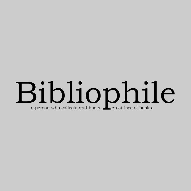 Bibliophile - defined Women's Longsleeve T-Shirt by Last Door on the Left