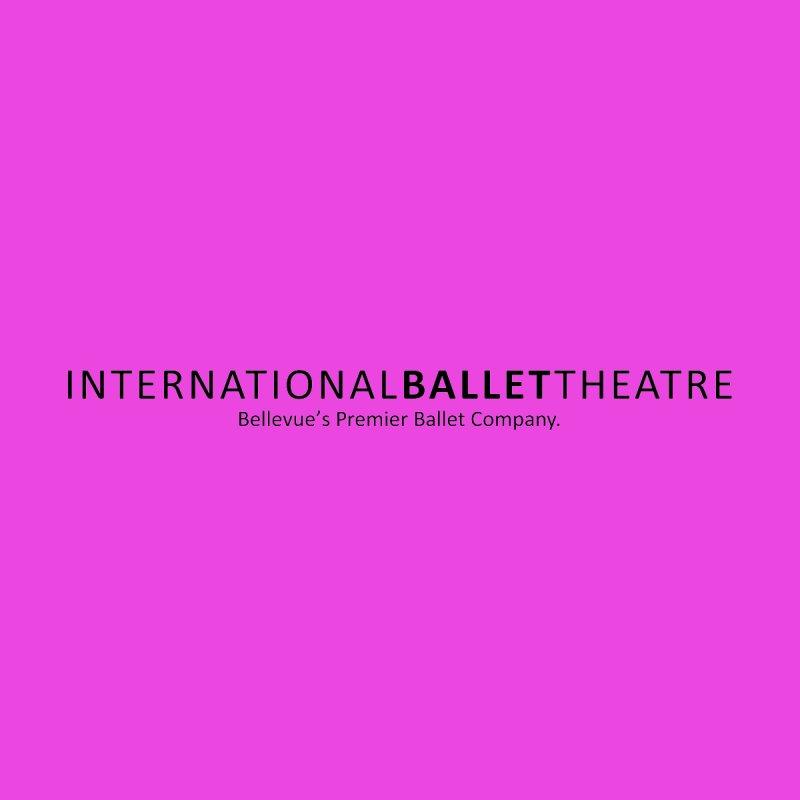Internatonal Ballet Theatre Women's T-Shirt by Last Door on the Left