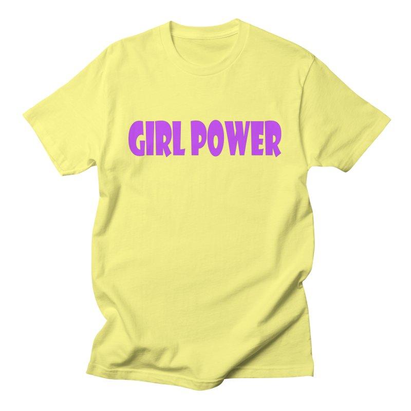 Girl Power Women's T-Shirt by Last Door on the Left
