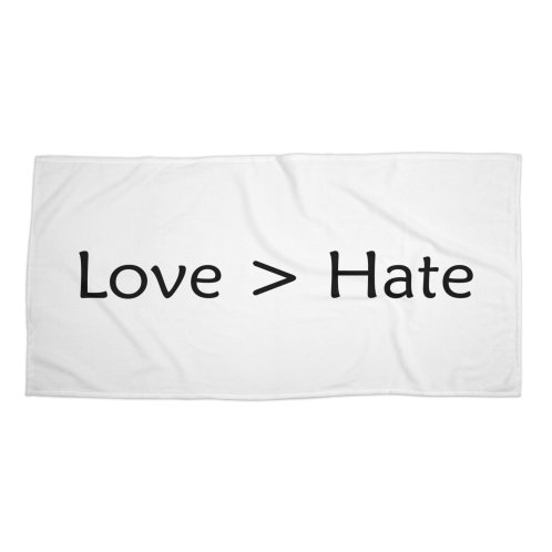 image for Love is Greater than Hate
