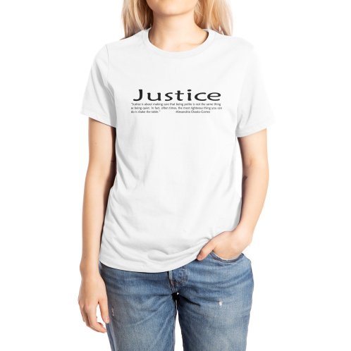 image for AOC-Justice