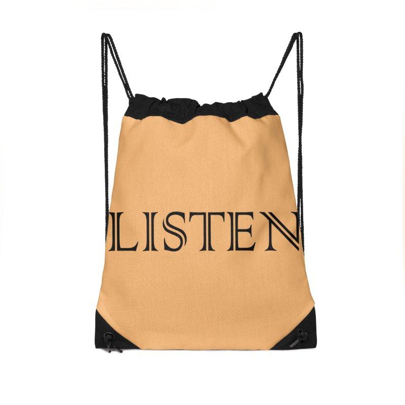 Listen Accessories Bag by Last Door on the Left