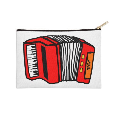 image for Red Accordian
