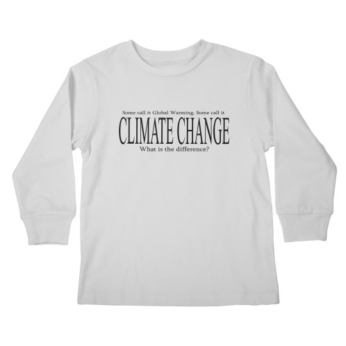 image for Climate Change Message