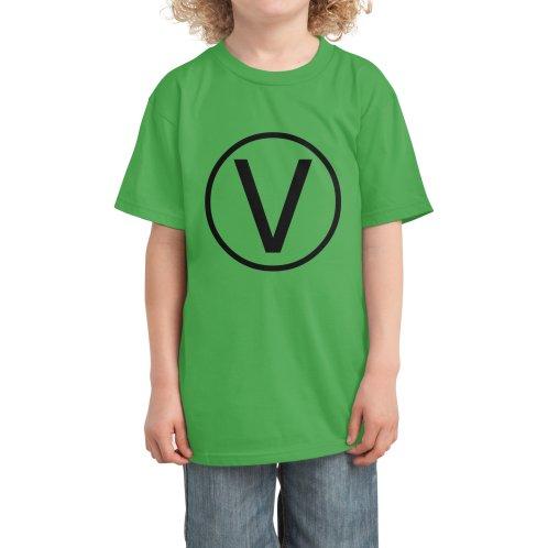 image for V is Vegetarian