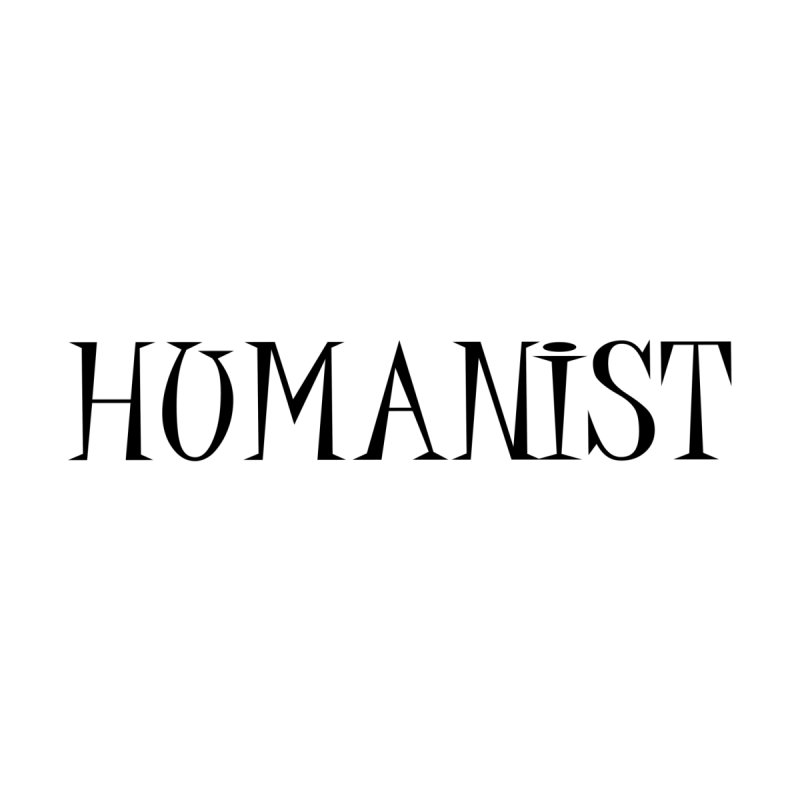 Humanist Men's T-Shirt by Last Door on the Left