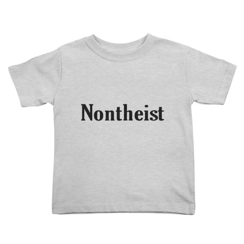 image for Nontheist
