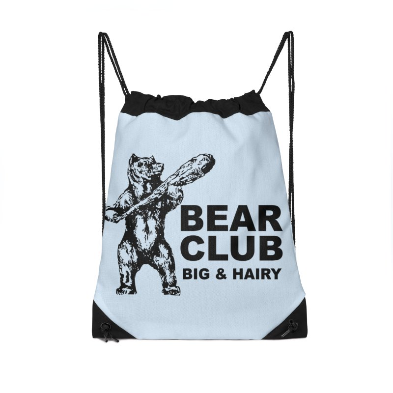 Bear Club Accessories Bag by Last Door on the Left