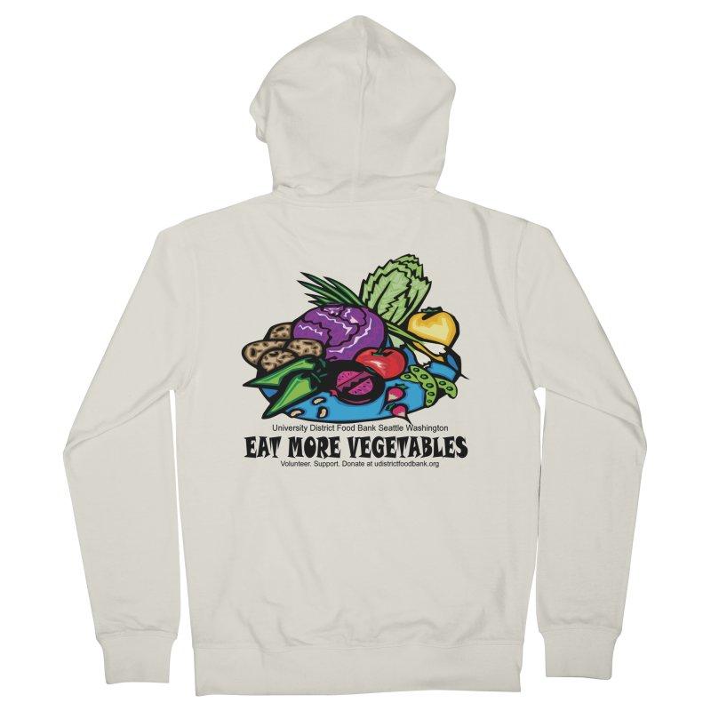 Eat More Vegetables Women's Zip-Up Hoody by Last Door on the Left