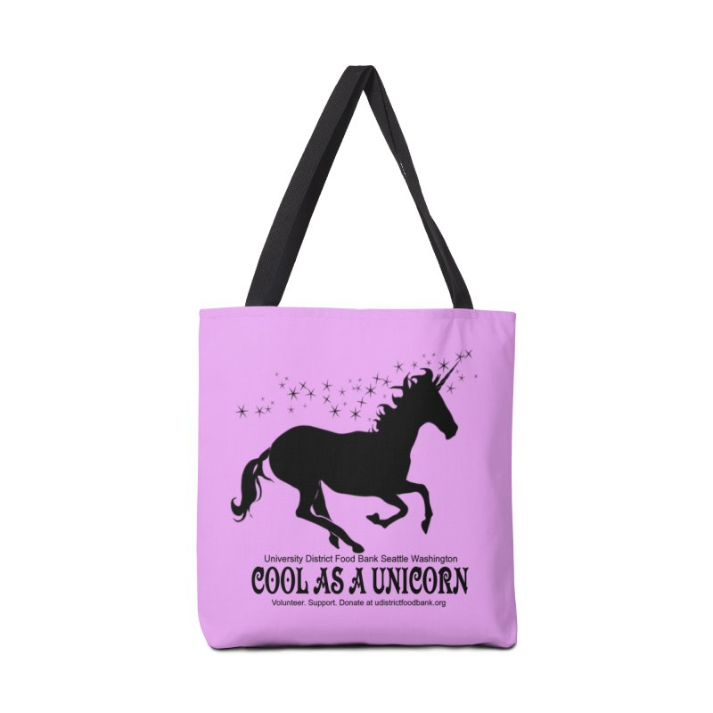 Cool as a Unicorn Accessories Bag by Last Door on the Left
