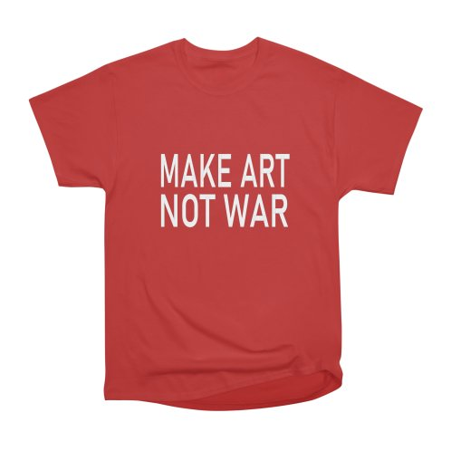 image for Make Art Not War