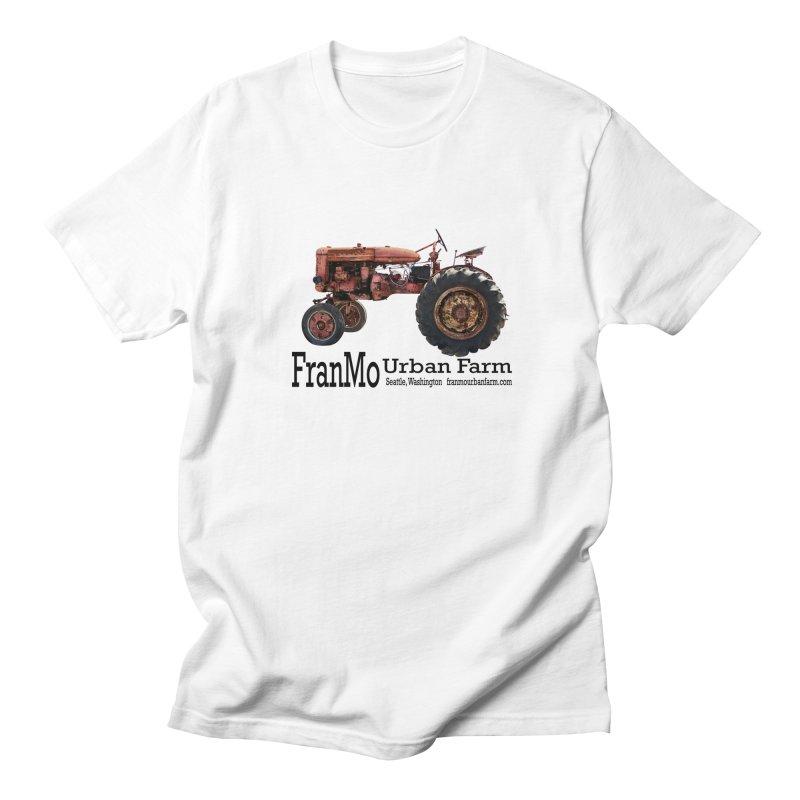 FranMo Tractor Logo 1 Men's T-Shirt by Last Door on the Left