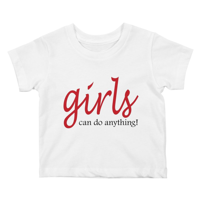 Girls Kids Baby T-Shirt by Last Door on the Left