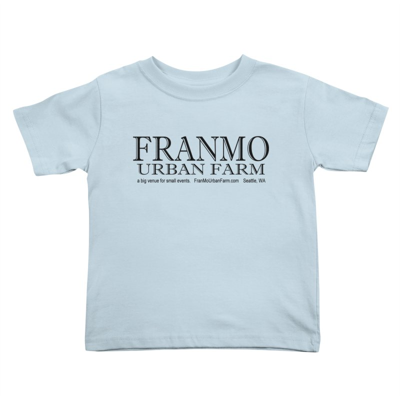 FranMo UF Bold Kids Toddler T-Shirt by Last Door on the Left
