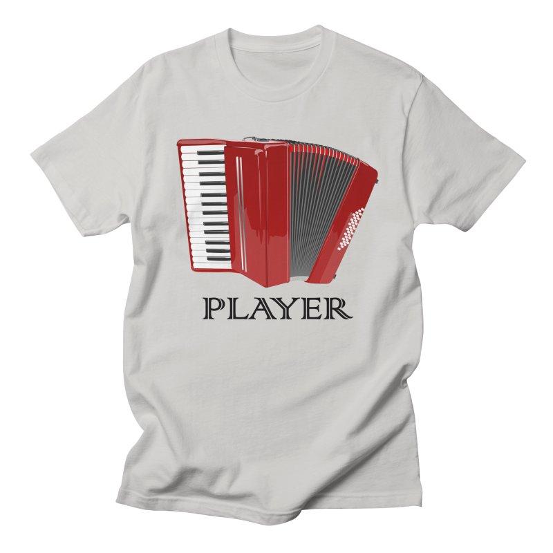 PLAYER Women's T-Shirt by Last Door on the Left