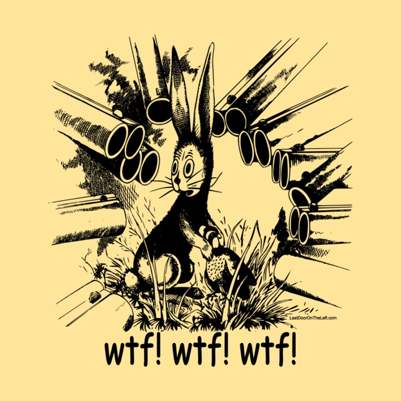 wtf! wtf! wtf! Home Tapestry by Last Door on the Left