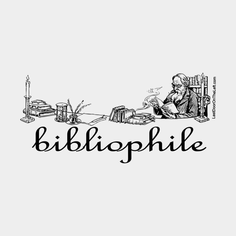 Old Bibliophile Men's T-Shirt by Last Door on the Left