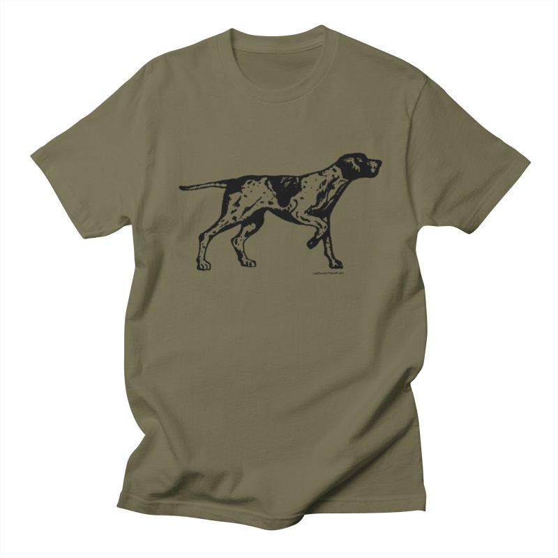 Pointer Men's T-Shirt by Last Door on the Left