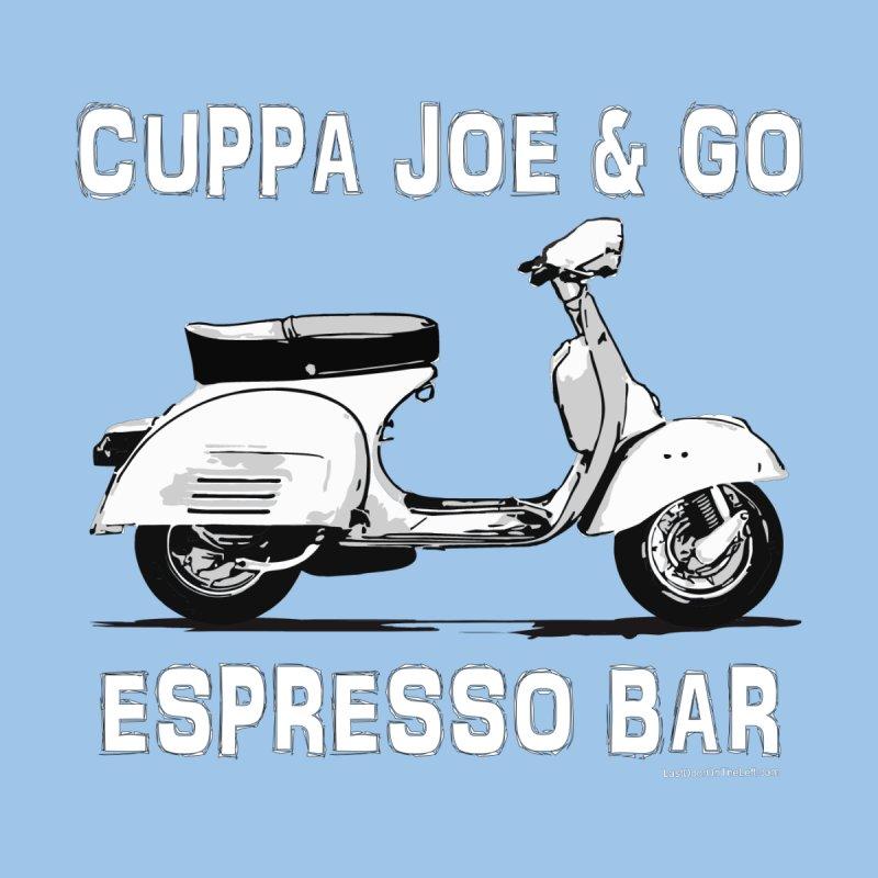 Cuppa Joe Men's T-Shirt by Last Door on the Left