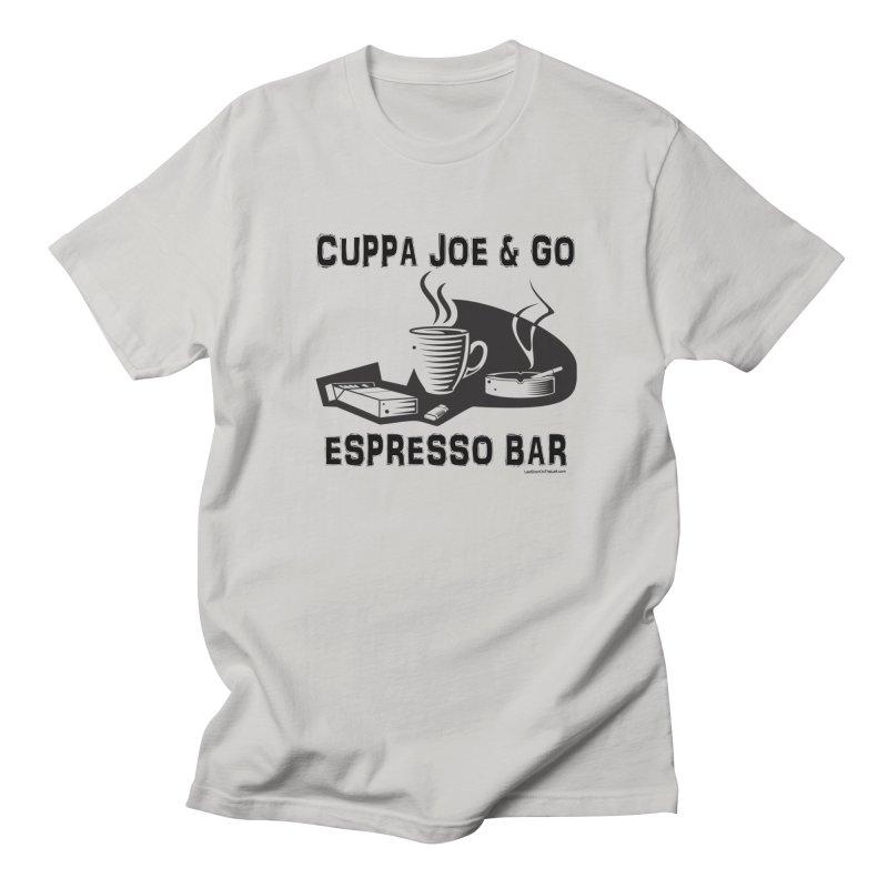 Coffee and Cigarettes Men's T-Shirt by Last Door on the Left