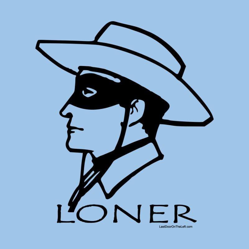 Loner Men's T-Shirt by Last Door on the Left