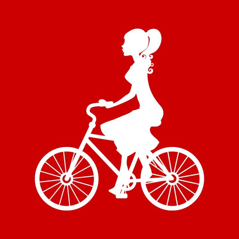 Bike It Women's T-Shirt by Last Door on the Left