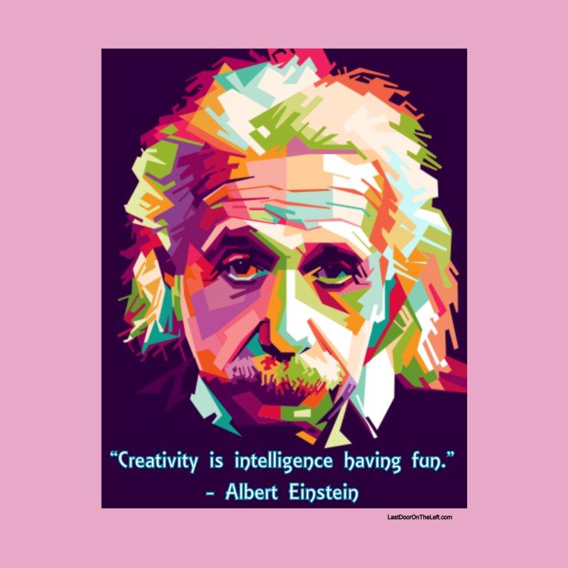 Creativity is Kids Pullover Hoody by Last Door on the Left