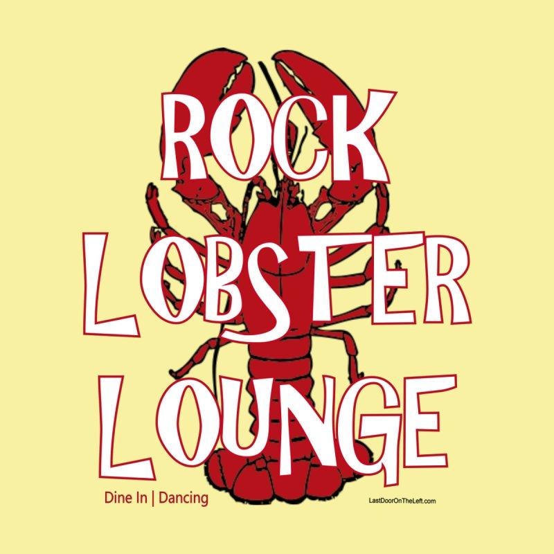 Rock Lobster Lounge Accessories Beach Towel by Last Door on the Left