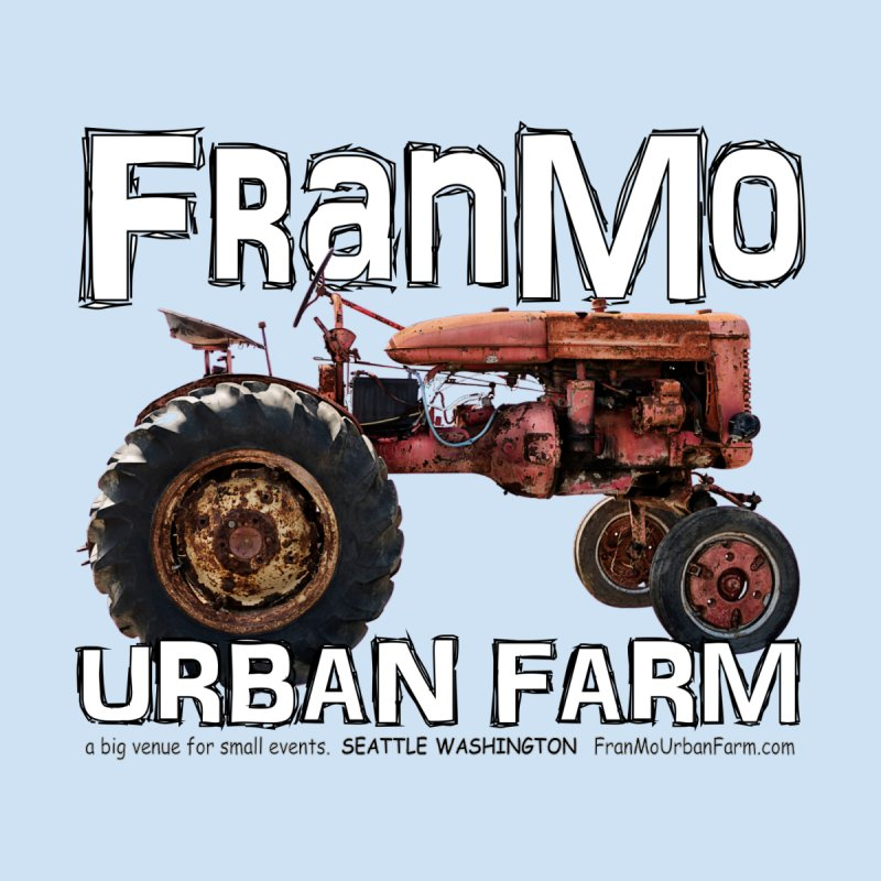 FranMo Tractor URL Men's T-Shirt by Last Door on the Left
