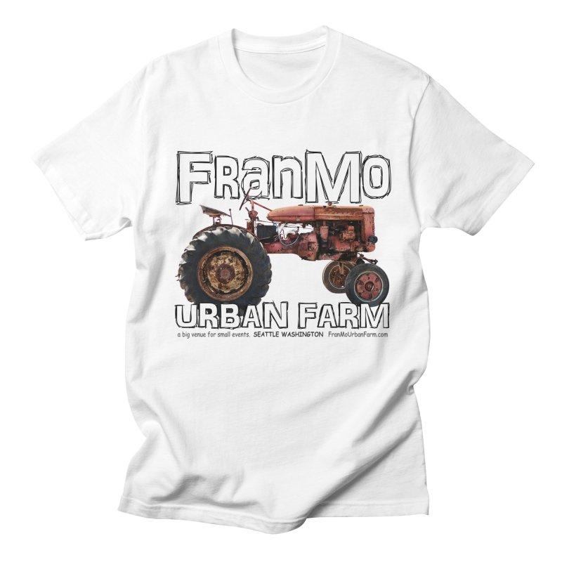 FranMo Tractor URL Men's T-Shirt by Last Door on the Left