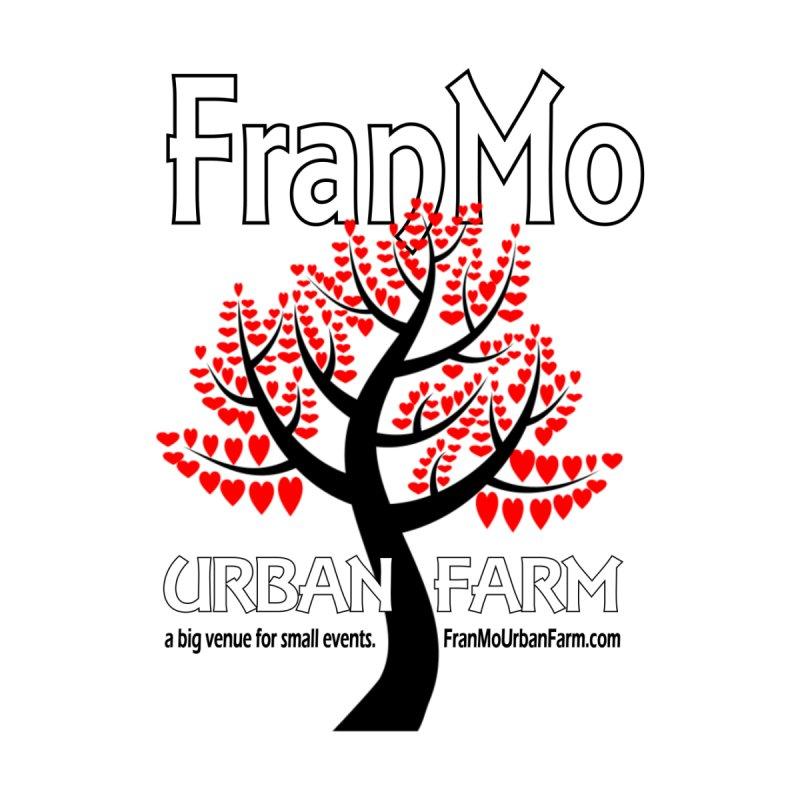 FranMo Heart Tree Women's T-Shirt by Last Door on the Left