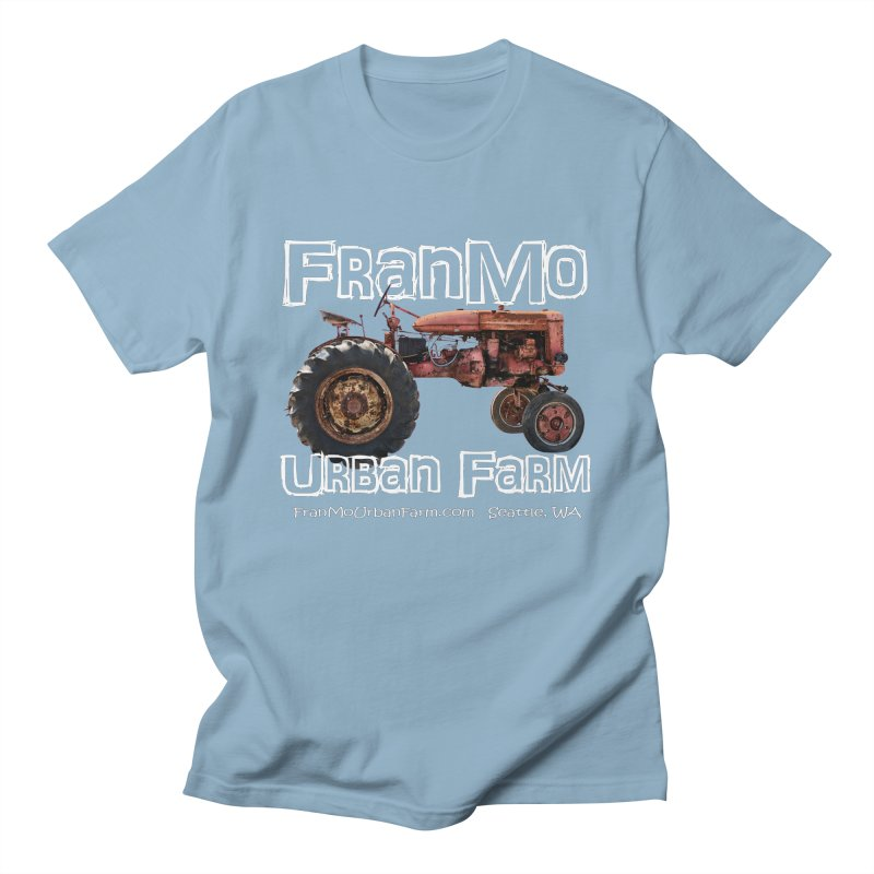 FranMo Red Tractor Men's T-Shirt by Last Door on the Left