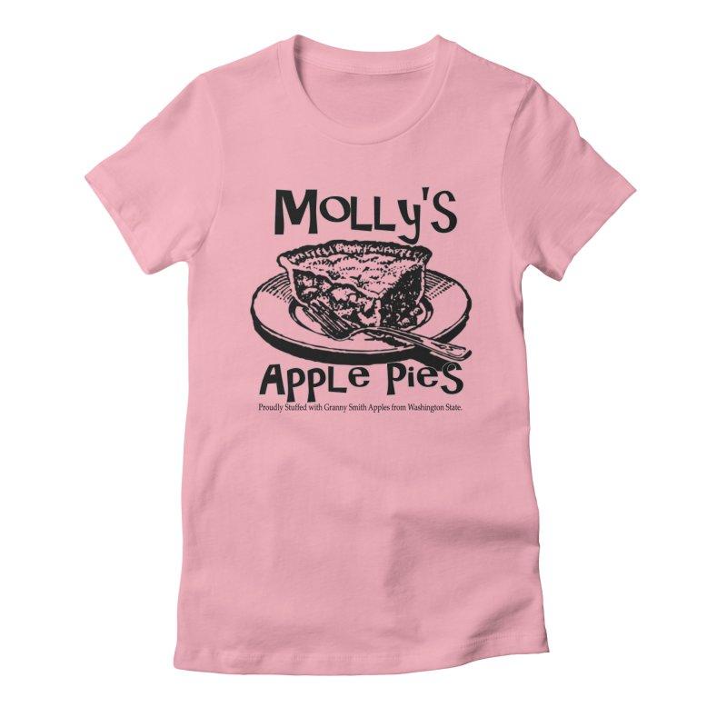 Molly's Apple Pie Women's T-Shirt by Last Door on the Left