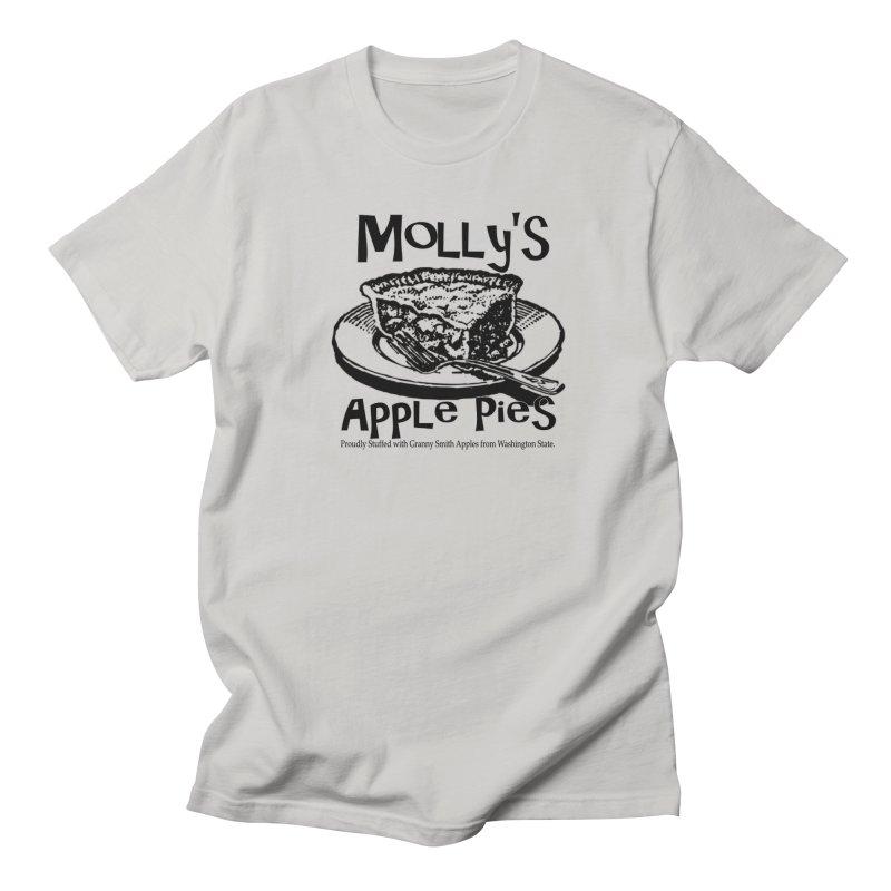 Molly's Apple Pie Men's T-Shirt by Last Door on the Left