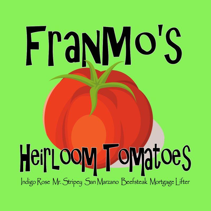 FranMo Heirloom Tomatoes Men's T-Shirt by Last Door on the Left