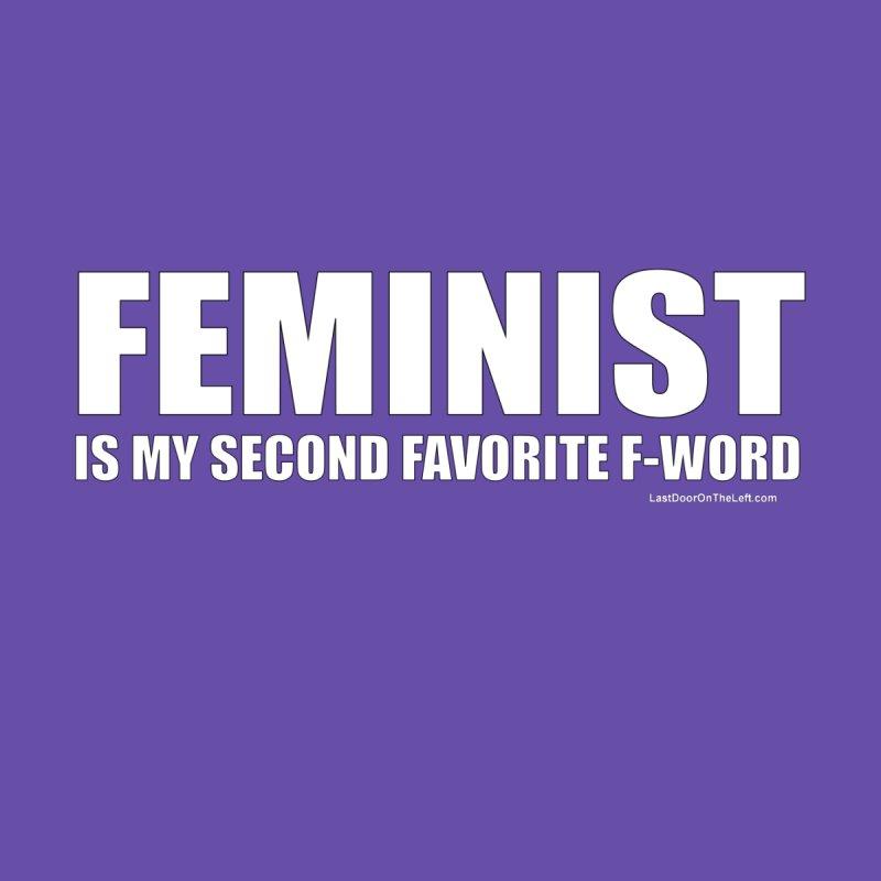 Feminist F-Word Men's T-Shirt by Last Door on the Left