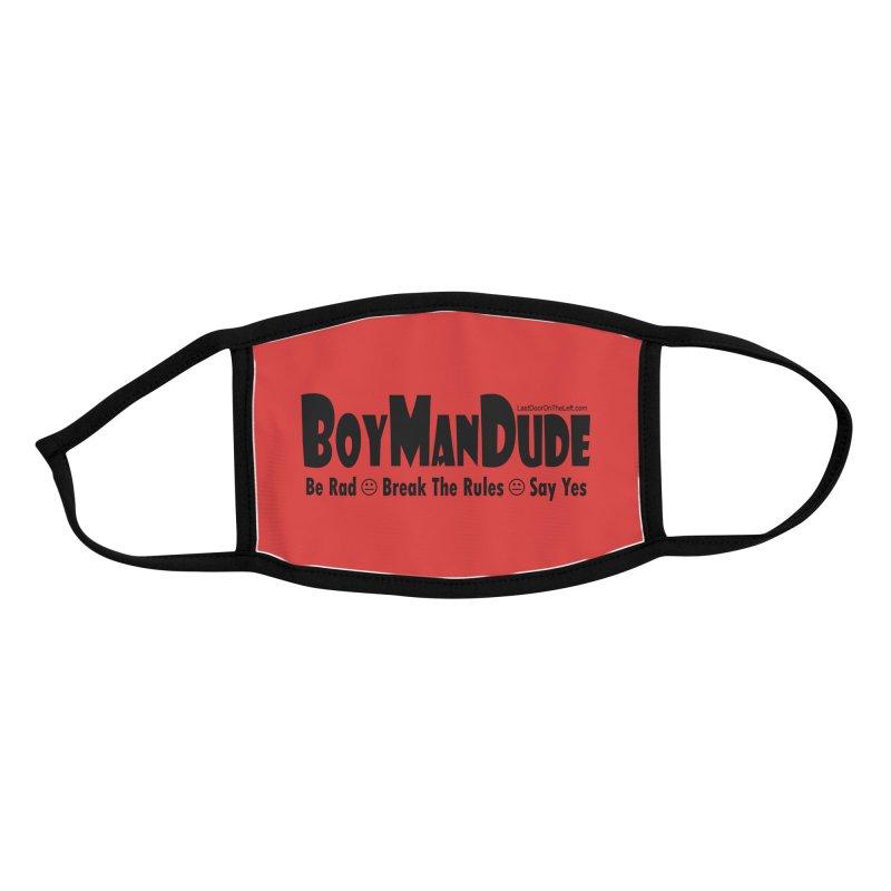 BoyManDude Brand Accessories Face Mask by Last Door on the Left