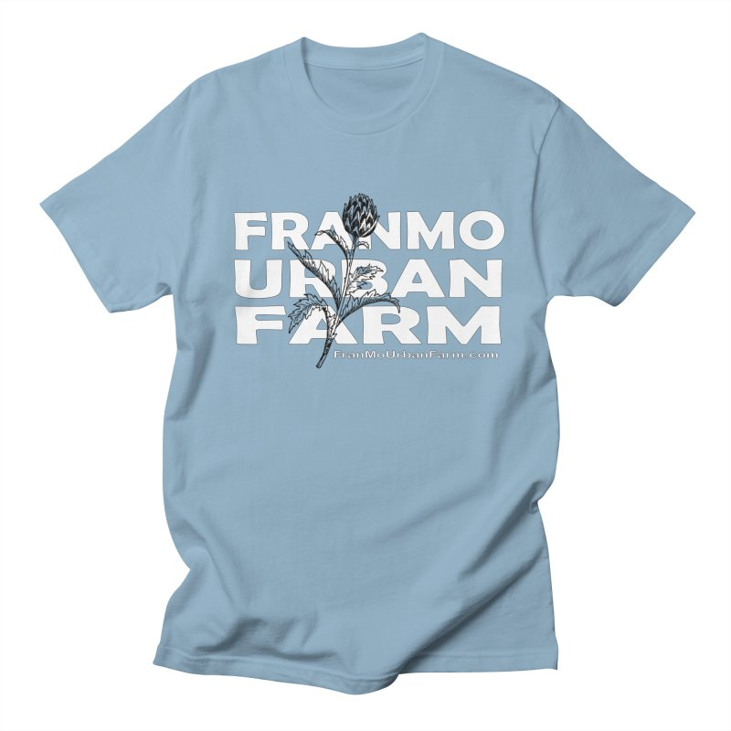 FranMo Artichoke Men's T-Shirt by Last Door on the Left