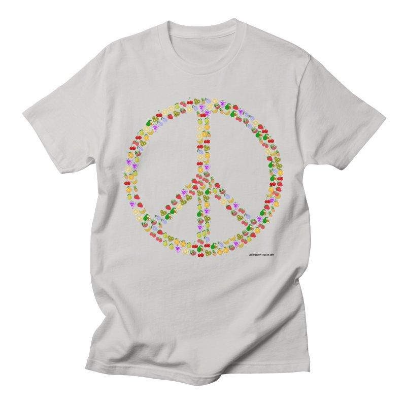PEACE of Fruit Men's T-Shirt by Last Door on the Left