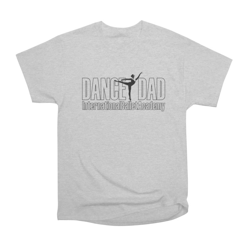 IBA Dance Dad Men's T-Shirt by Last Door on the Left