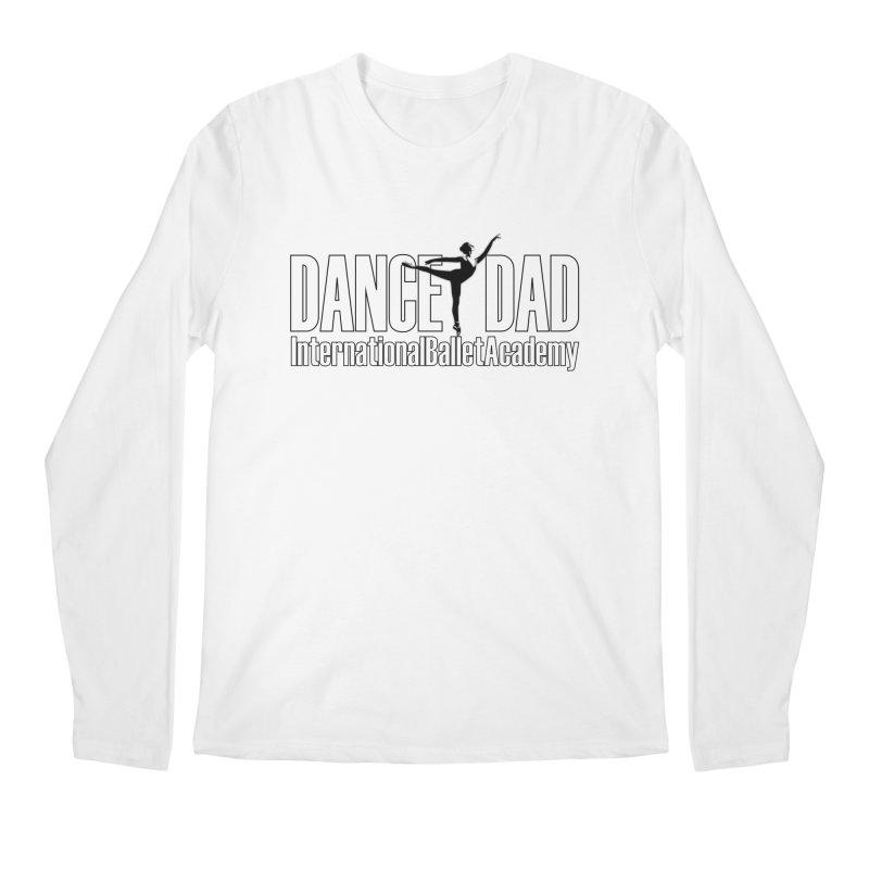 IBA Dance Dad Men's Longsleeve T-Shirt by Last Door on the Left