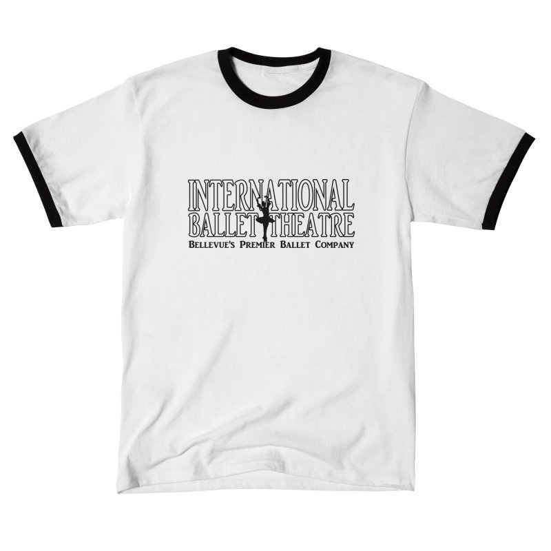 IBT Premier [blk] Men's T-Shirt by Last Door on the Left