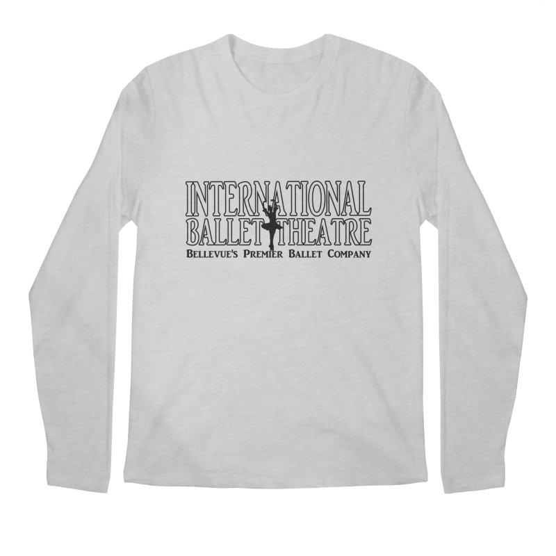 IBT Premier [blk] Men's Longsleeve T-Shirt by Last Door on the Left