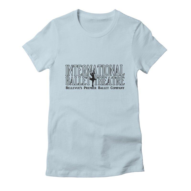 IBT Premier [blk] Women's T-Shirt by Last Door on the Left