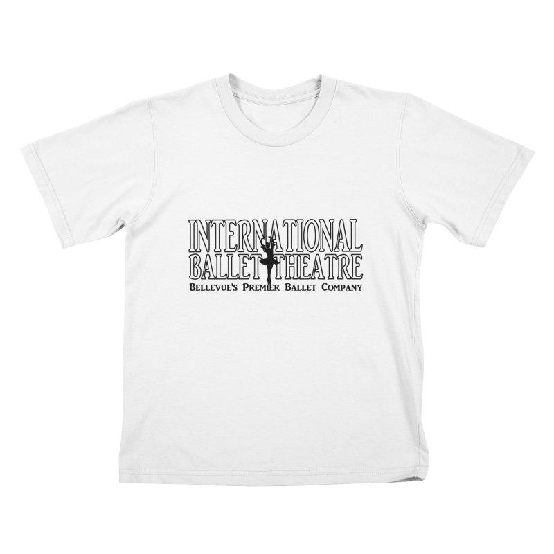 IBT Premier [blk] Kids T-Shirt by Last Door on the Left